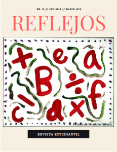 Cover of Reflejos number 15